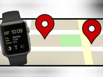 Najít ztracené Apple Watch