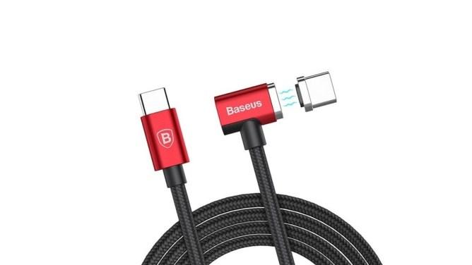 USB-C pro nabíjení Macbooku