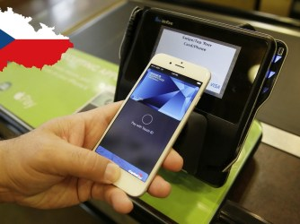 Apple Pay - Česká republika