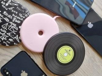 iPhone 8 a 8 Plus - bezdrátová nabíječka