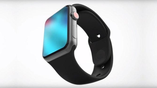 Apple Watch generáció 4