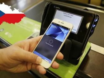 Apple Pay - Česká republika - příchod