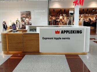 Apple servis - Brno, Olympia