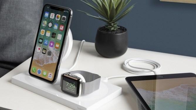 iPhone XD - nabíjení