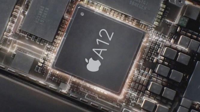 iPhone XS - výkon a procesor
