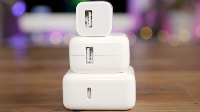 iPhone - Încărcare rapidă adaptor