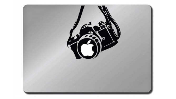 Macbook stickere