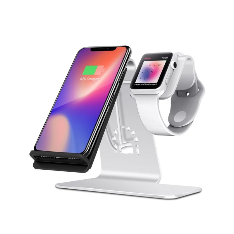 Nabíjecí stojánek pro iPhone, Watch a AirPods