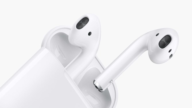 Air Pods 2. generace