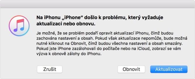 Jak odblokować iPhone'a za pomocą trybu odzyskiwania