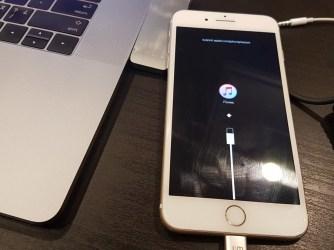 Nem reagál az iPhone