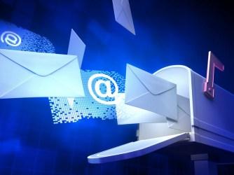 Setările de e-mail - iPhone