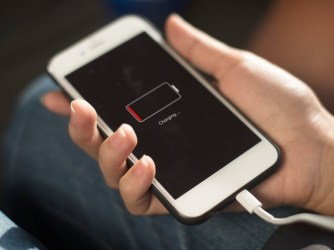 iPhone nenabíja