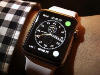 Spomalené Apple Watch - zrychlenie