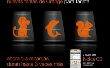 Promociones de Orange-iphone