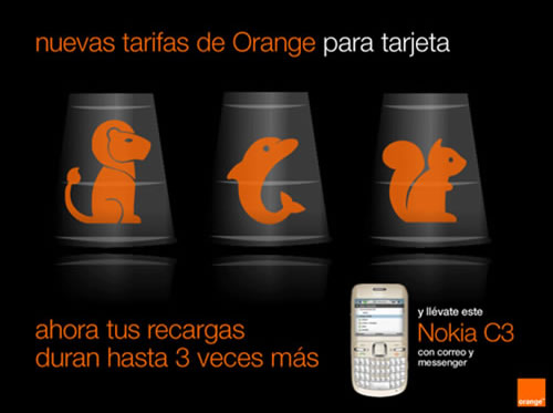 Promociones de Orange-iphone