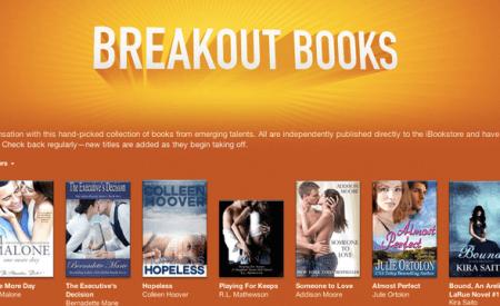 Apple Breakout Books