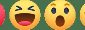 Facebook Reaction Icon