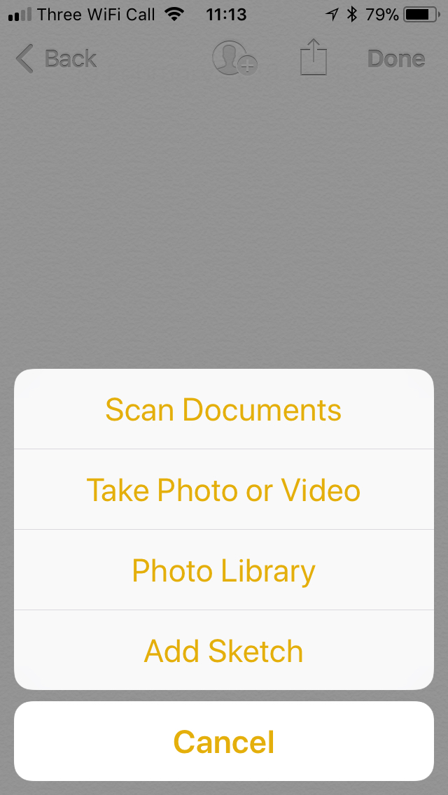 iOS: How to use Notes to scan documents | Apple Must