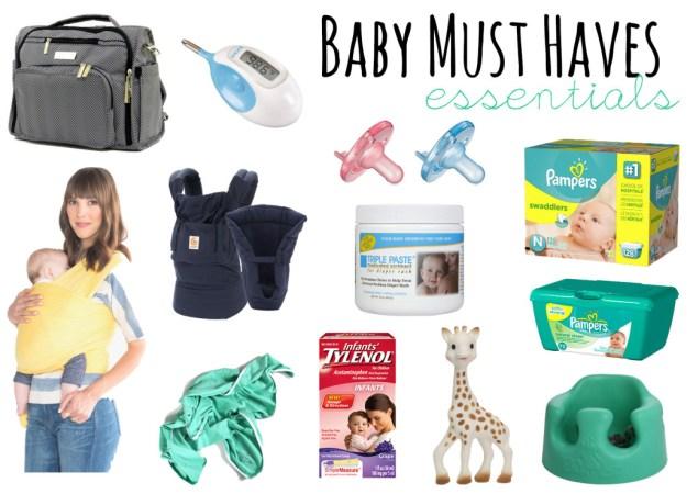 Buying Baby Essentials