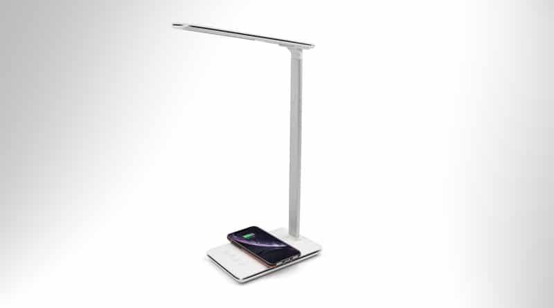 Chytrá stolní lampa SANTALA TL01