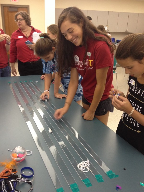 Apple Pi Hosts Girls In Stem Program