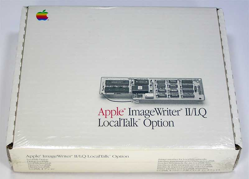 Apple ImageWriter II Printer – Apple Rescue of Denver