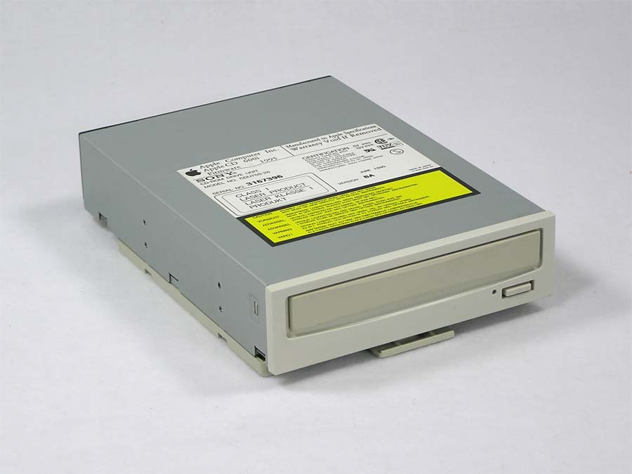 Matsushita CR-504-L CD-ROM Drive SCSI – Apple Rescue of Denver