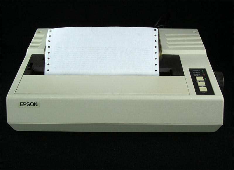 Image result for dot matrix printer