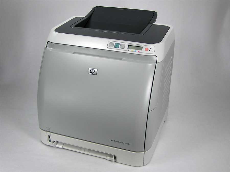 download hp color laserjet 2600n printer drivers for windows 7