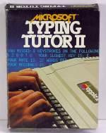 Microsoft Typing Tutor II