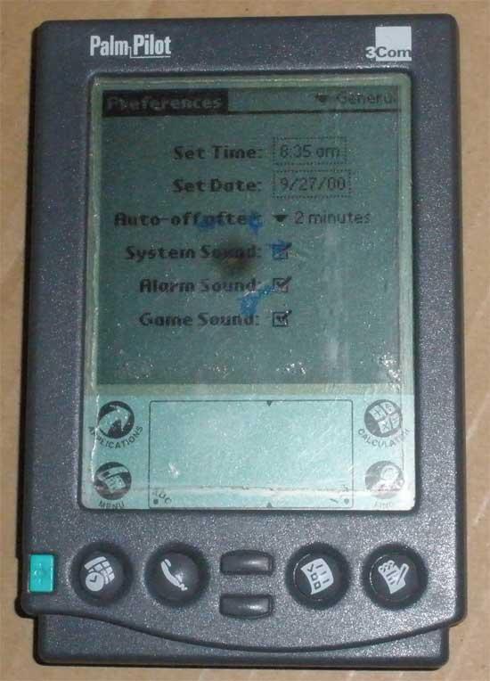 Palm Pilot Professional Parts Amp Accessories Apple Rescue