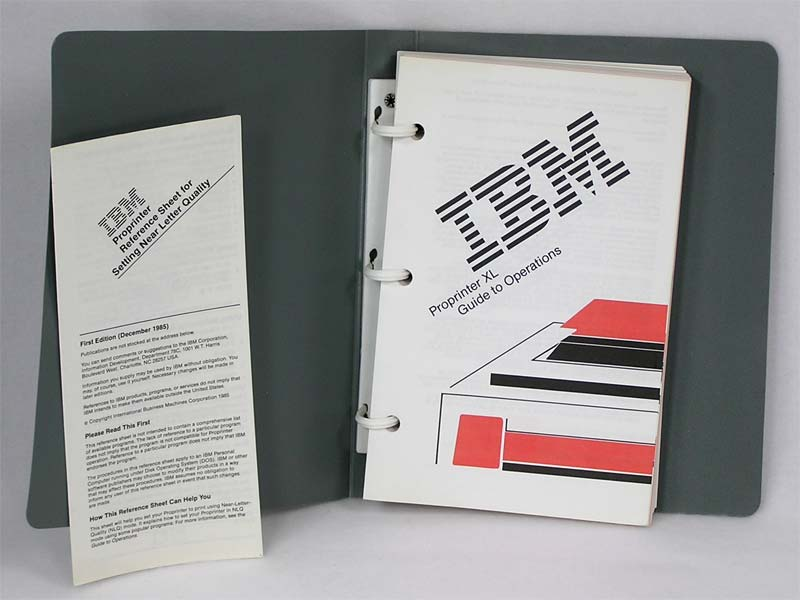 IBM PROPRINTER XL WINDOWS 7 X64 TREIBER