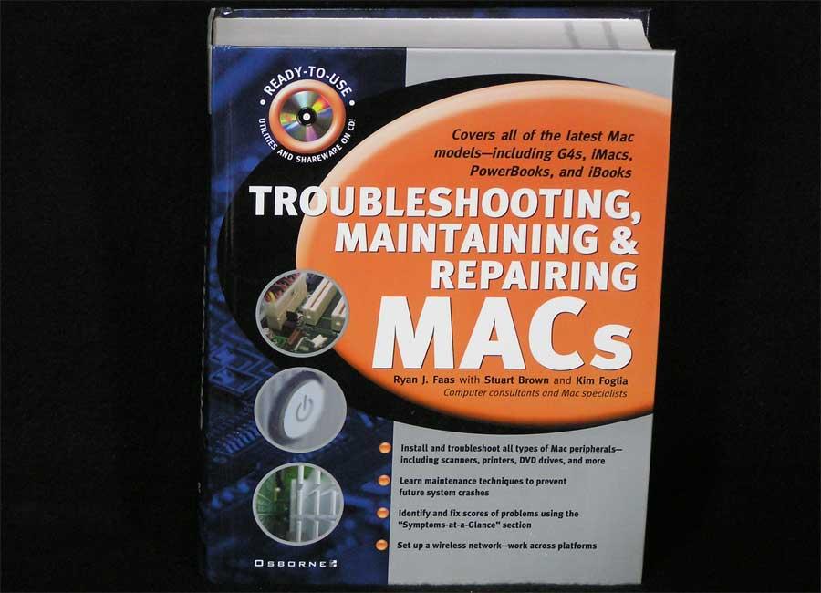 Troubleshooting, Maintaining & Repairing Macs – Apple Rescue