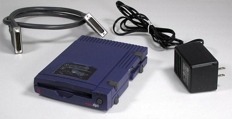 Zip Drive 100 SCSI (External) – Apple Rescue of Denver