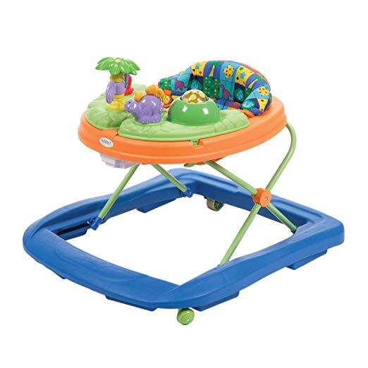 Holiday Gift Guide for Babies 6 and 7 months old. The perfect gits for babies 24-32 weeks old. A simple walker for babies learning to walk.