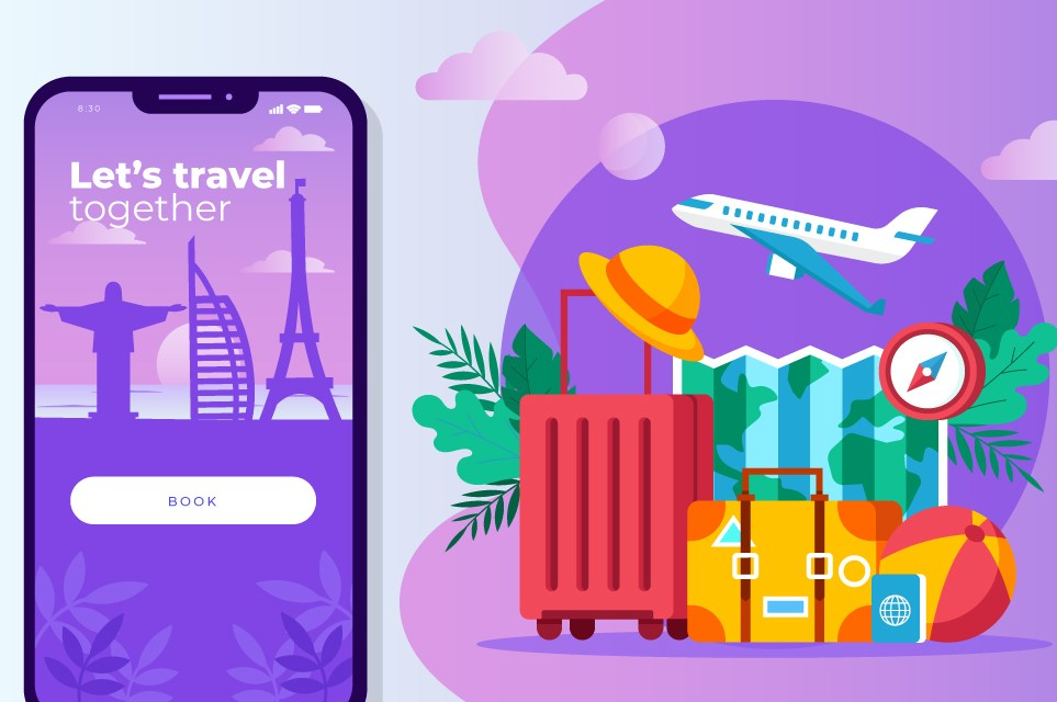 How Mobile Apps are Transforming the Travel & Tourism Industry