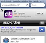 iOS 6: Gebruik maken van de Smart App Banners - appletips