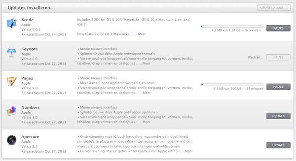 Upgraden naar iLife en iWork '13 zonder te betalen - appletips