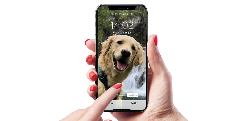 Live Photos Instellen Als Achtergrond Op Een Iphone Appletips