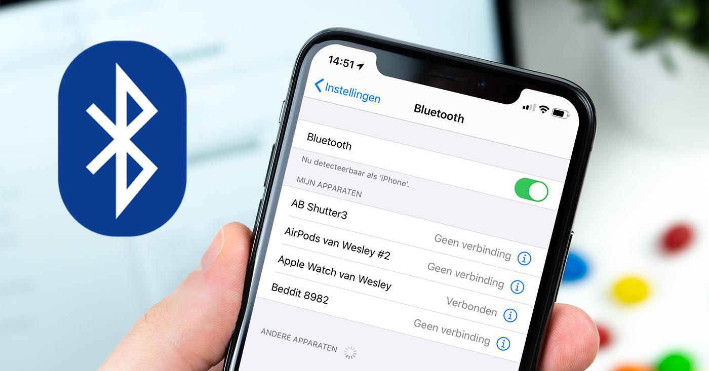 Bluetooth problemen oplossen met iPhone of iPad appletips