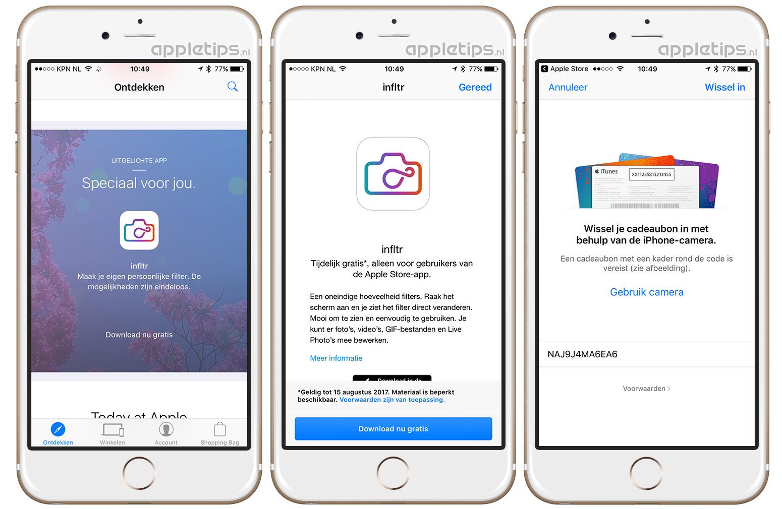 app store downloaden