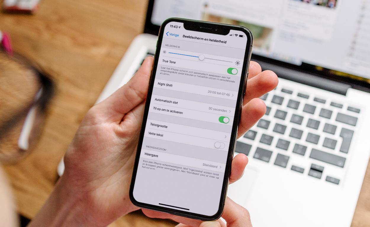 7136b15a55a3e1 iPhone: Automatisch scherm activeren bij optillen uitschakelen ...
