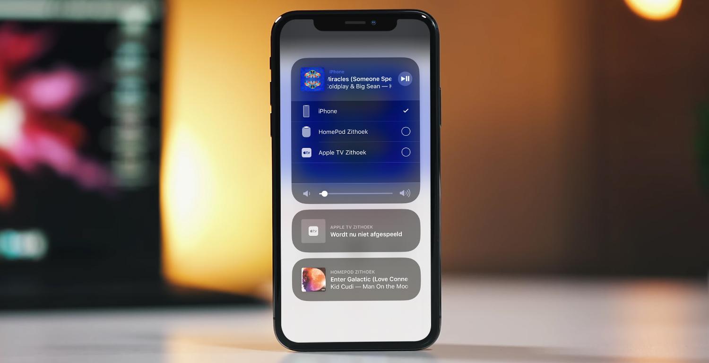 AirPlay 2: Muziek streamen vanaf je iPhone, iPad of Mac