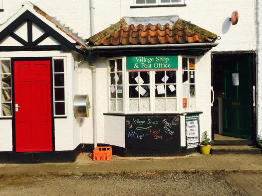 Appleton Wiske - Village Shop and Post Office