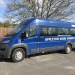 Appleton Wiske - Village Mini Bus