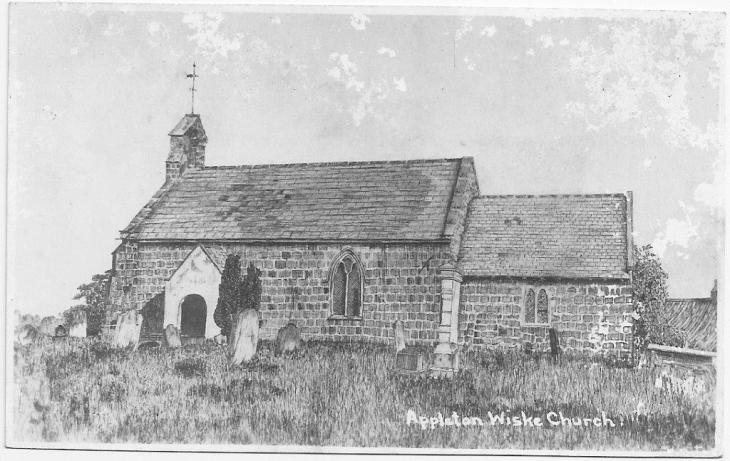 Appleton Wiske - Village Church