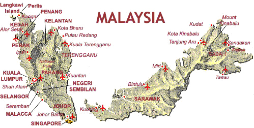 Malaysia Its Geography Amp History Apple Travel