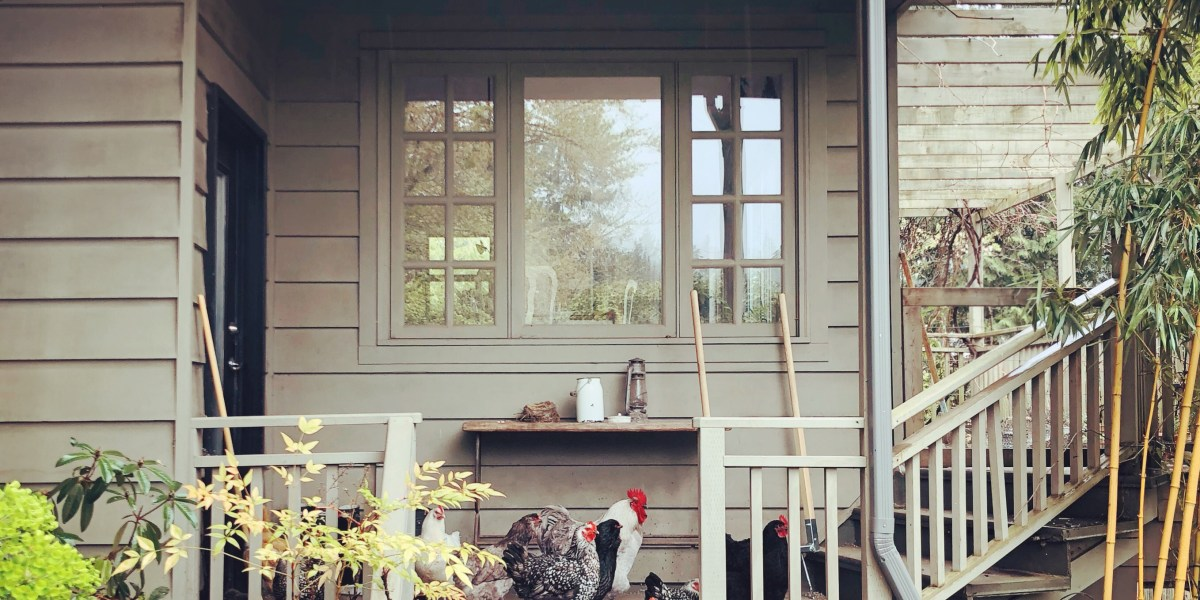 The Salt Spring Island Eco Living & Home Tour