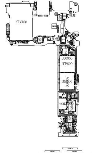 AppleUnlockStore :: Service Manuals :: Samsung Galaxy S8 SMG950F FD Circuit Diagram Service